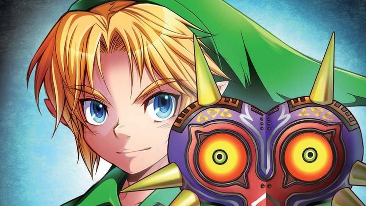The Legend of Zelda – Majora's Mask & A Link To The Past sort chez Soleil Manga
