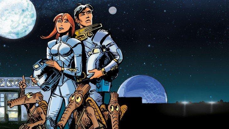 Avant le film, Valérian et Laureline s'exposent à la Cité des Sciences