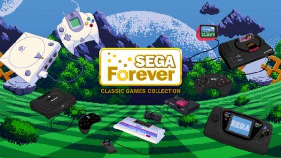 SEGA Forever : 6 jeux mobiles gratuits pour les fans de retrogaming