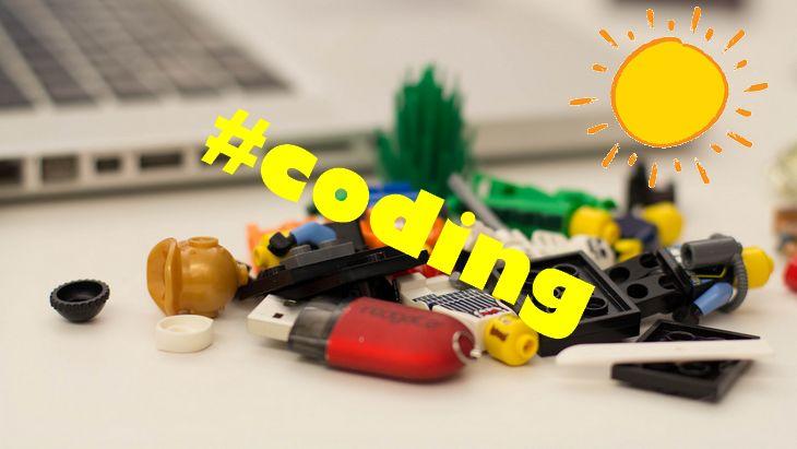 Code, robotique, électronique : quels ateliers pour les vacances d'été ?