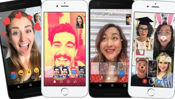 Messenger : du nouveau pour les appels vidéo !