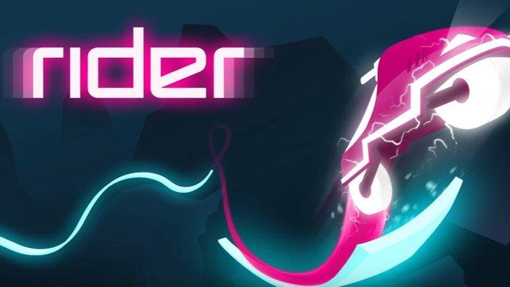 Le jeu mobile du jour : Rider (Google Play / App Store)