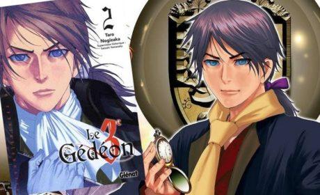 Manga : Le Troisième Gédéon (T2), la révolution continue