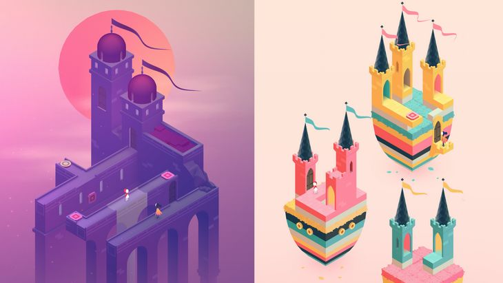 Le jeu mobile du jour : Monument Valley 2 (App Store)