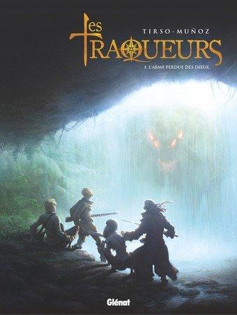 traqueurs t1 glénat bd cover