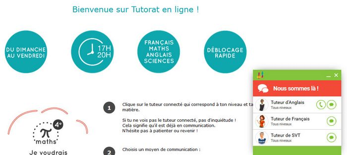 tutoriat maxicours
