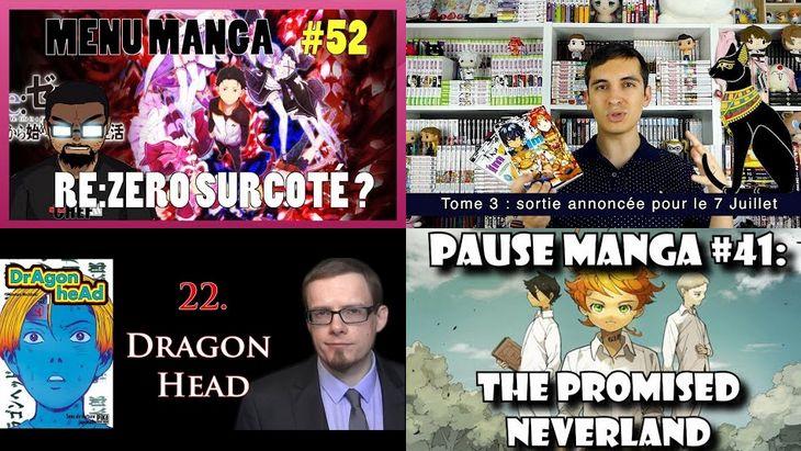 6 chaînes YouTube spécial manga pour les passionnés