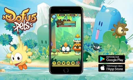 Le jeu mobile du jour : DOFUS Pets (App Store / Google Play)