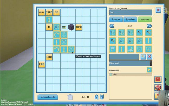 kidscode programmation