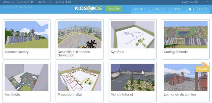 kidscode univers