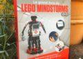Le grand livre de Lego Mindstorms EV3 pour construire des robots !