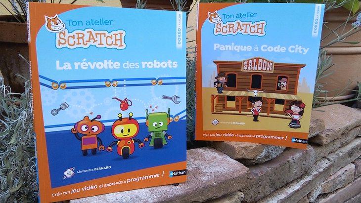"""Crée ton jeu vidéo et apprends à coder avec """"Ton Atelier Scratch"""" !"""