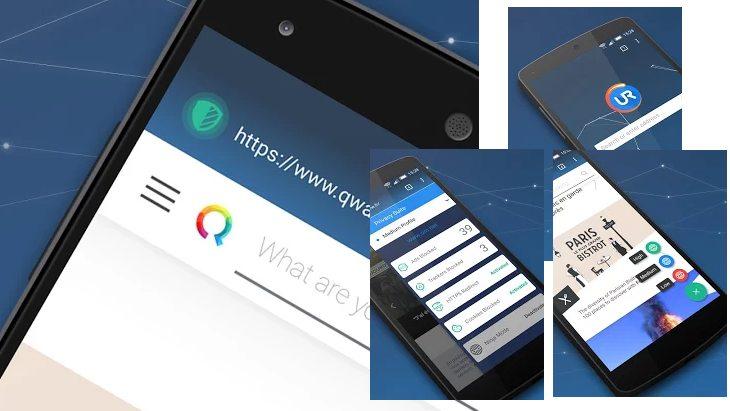Vie privée en ligne : le navigateur web UR arrive sur Android