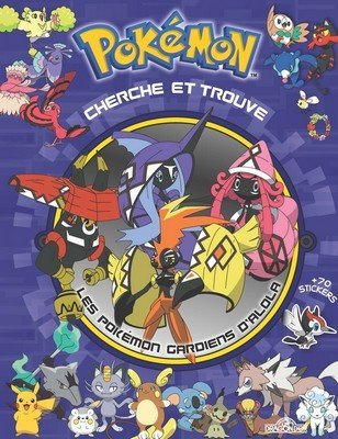 Les Pokémon gardiens d'Alola