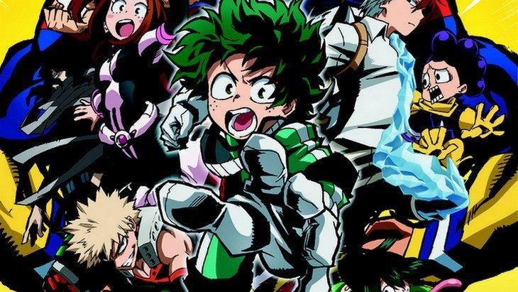 My Hero Academia  : sortie de la saison 1 en Blu-Ray et DVD