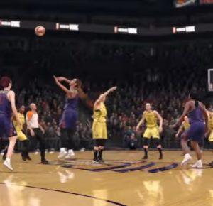 NBA LIVE 18 : une démo disponible et le basketball féminin en septembre