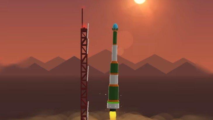 Le jeu mobile du jour : Space Frontier (App Store / Google Play)
