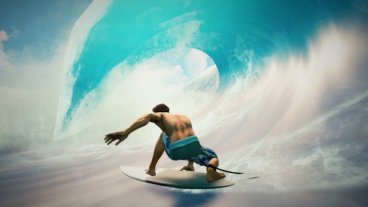 Surf World Series disponible le 29 août (PS4, Xbox One et PC)