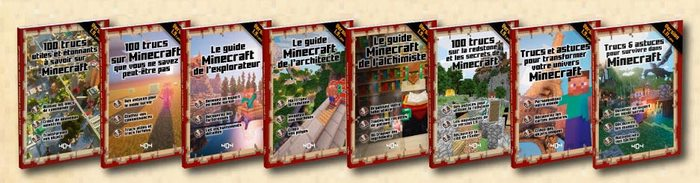 minecraftn guide éditions 404