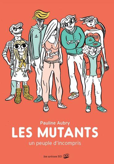 pauline aubry les mutants