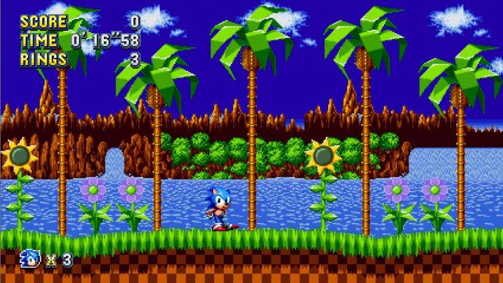 Sonic Mania se dévoile en vidéo avant sa sortie le 15 août