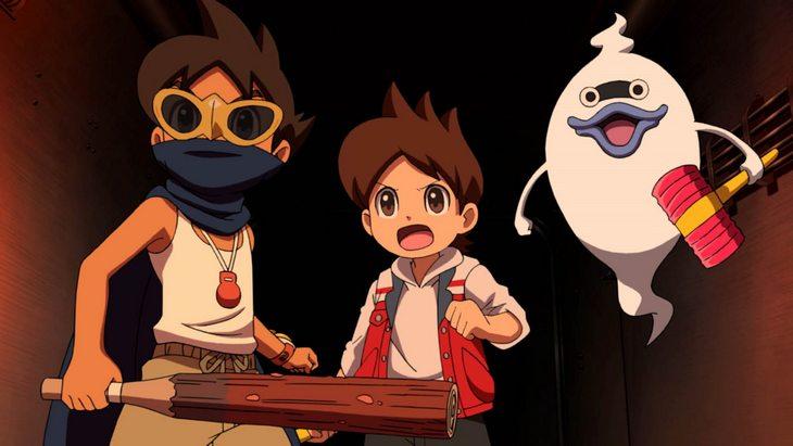 Le film Yo-Kai Watch au cinéma depuis le 9 août