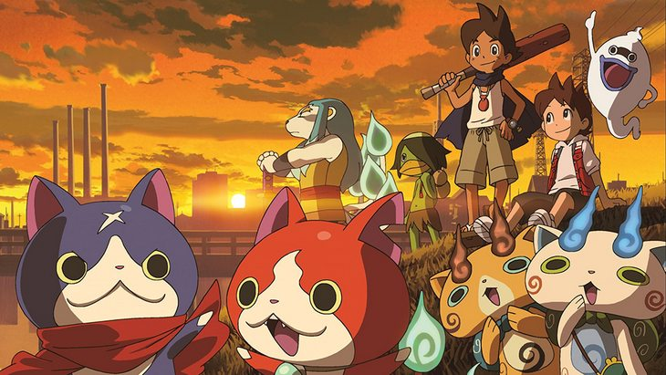 Yo kai watch le film en avant premi re dans 111 salles for Salle de bain yo kai watch 2
