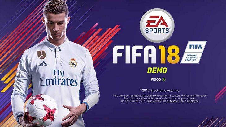 La démo de FIFA 18 est disponible ! Voici comment la télécharger