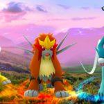 Pokémon Légendaires Raikou