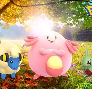 Pokémon GO prépare un nouvel événement pour l'Équinoxe