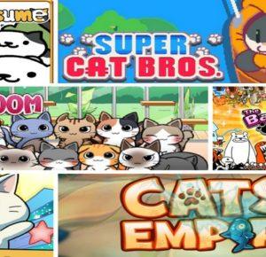 Jeux pour smartphone avec des chats : 6 jeux à tester