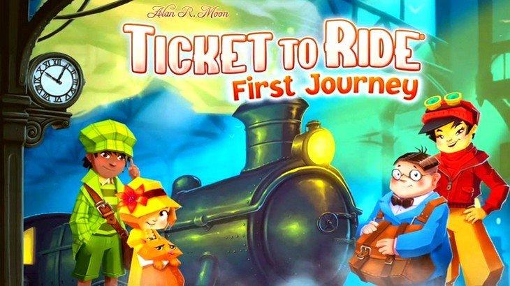 """Le jeu """"Les Aventuriers du Rail"""" arrive sur ton mobile et ton PC ( iOS, Android, Steam, Mac )"""