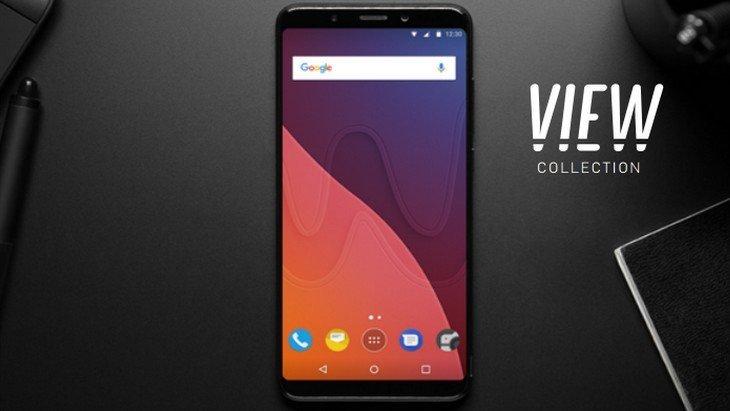 Wiko VIEW, des smartphones avec des écrans extra-larges
