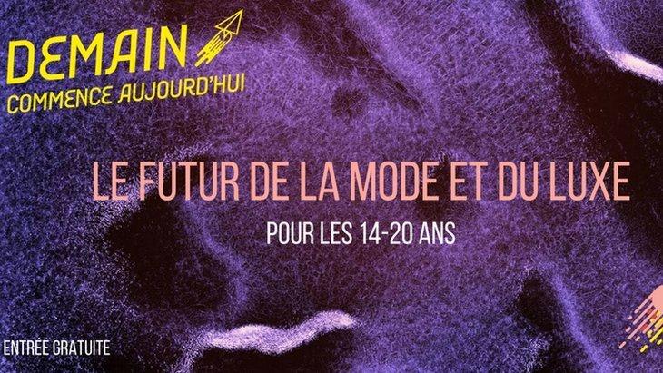 """Orientation : """"Demain Commence Aujourd'hui"""", une journée sur les métiers du futur"""