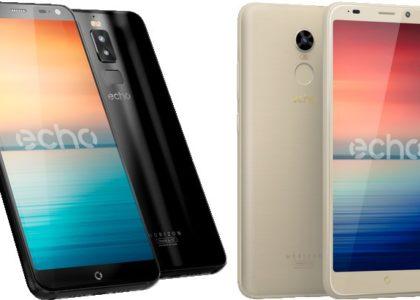 Echo lance deux smartphones pas chers à écran borderless