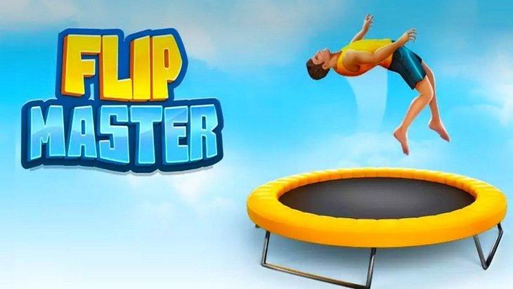 Le jeu mobile du jour : Flip Master (App Store / Google Play)