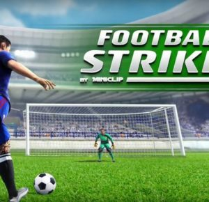 Le jeu mobile du jour : Football Strike (App Store - Google Play)
