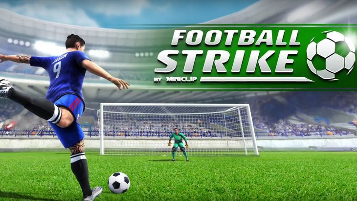 Le jeu mobile du jour : Football Strike (App Store – Google Play)