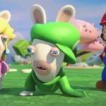 Lapins crétins + Mario