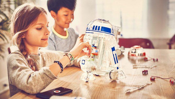 Star Wars : construis ton droïde R2-D2 avec Littlebits