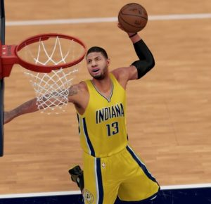 NBA Live 18 / NBA 2K18  : les deux simulations de basket disponibles