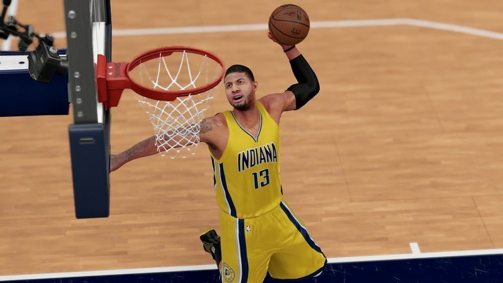 NBA Live 18 / NBA 2K18  : les deux simulations de basket disponibles
