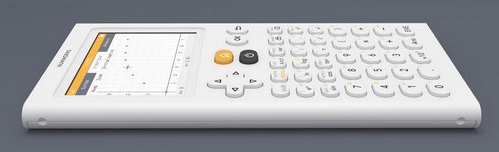 numworks calculatrice zoom