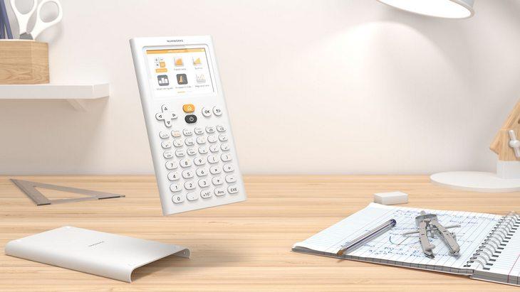 Lycée : NumWorks, la calculatrice graphique nouvelle génération