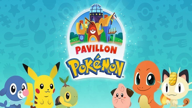 Pavillon Pokemon, des jeux et des œufs !