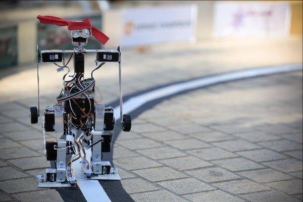 robot numerique