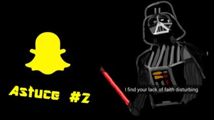 Snapchat : 5 nouvelles astuces cachées pour devenir un Jedi du snap