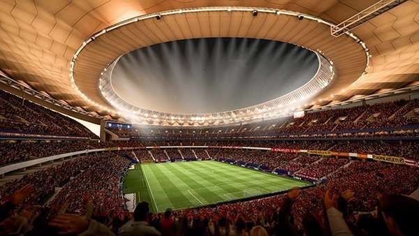stadium atletico madrid
