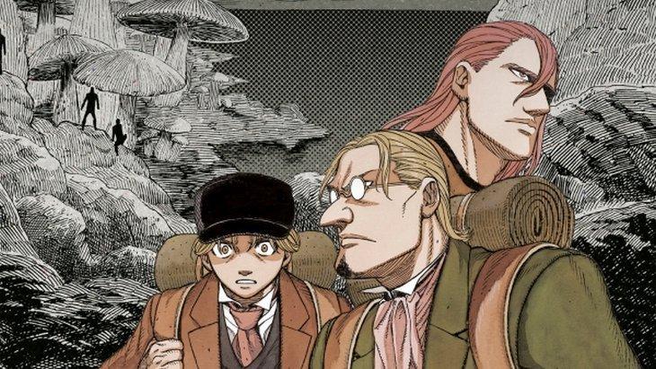«Voyage au centre de la Terre» : Jules Verne débarque en manga