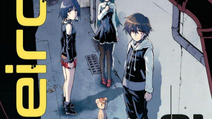 """""""Apeiron"""", un manga d'anticipation très convaincant"""